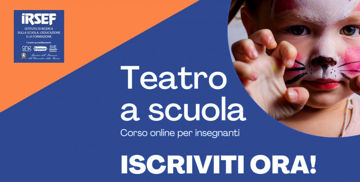 Teatro a Scuola - IRSEF - News